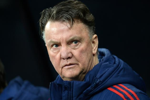Louis Van Gaal Slams Manchester United Players After 3-3 Draw with Newcastle