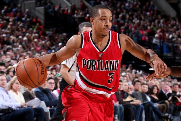Benchwarming Days Fuel C.J. McCollum's Rise to NBA's Most Improved Player Status