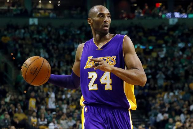 Kobe Bryant Injury: Updates on Lakers Star's Shoulder and Return