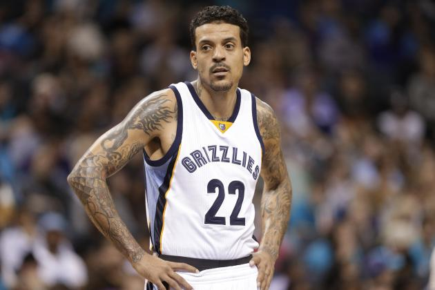 Matt Barnes Injury: Updates on Grizzlies Star's Hamstring and Return