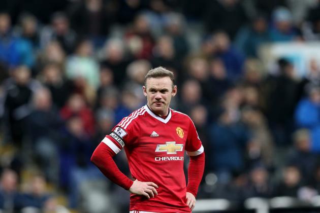 Wayne Rooney Annoyed by Manchester United Collapse at Newcastle
