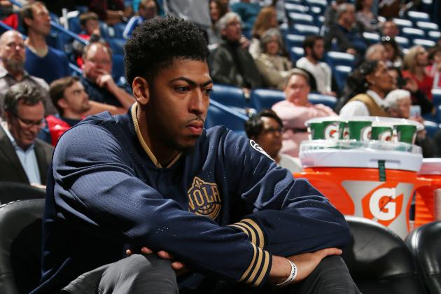 Struggling Pelicans Need a Leader, and Anthony Davis Isn't Stepping Up