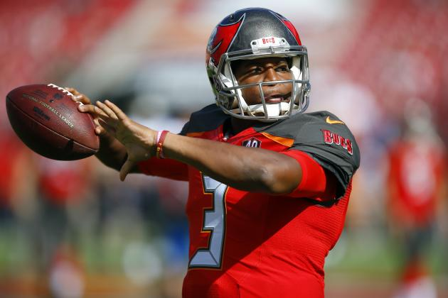 Jameis Winston Wins 2015 Pepsi NFL Rookie of the Year Award