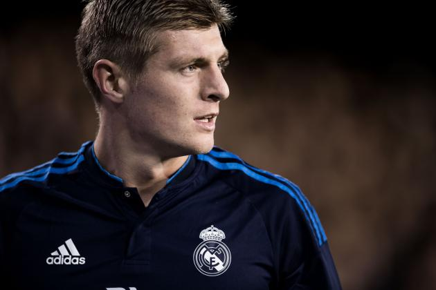 Manchester United Transfer News: Toni Kroos Enquiry Made Amid Chelsea Rumours