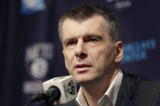 Nets Head Coach Search: Latest News, Rumors, Speculation Surrounding Position