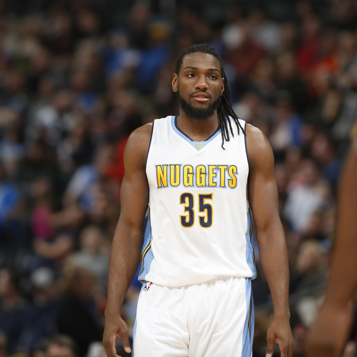 Kenneth Faried Injury: Updates On Nuggets Star's Adductor