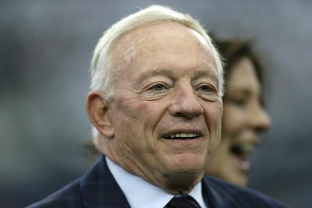 Jerry Jones Comments on Cowboys, State of the NFC East