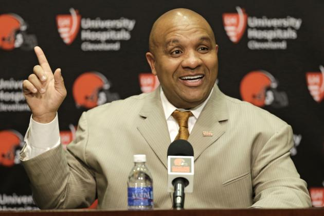 Browns Hiring Hue Jackson Signals Culture Change Desperately Needed in Cleveland
