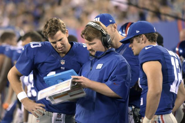 Ben McAdoo Gives New York Giants Continuity—for Better or Worse