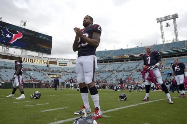 Arian Foster: Latest News, Rumors and Speculation on Texans RB's Future
