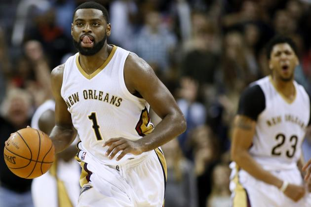 Tyreke Evans Injury: Updates on Pelicans Guard's Knee and Return