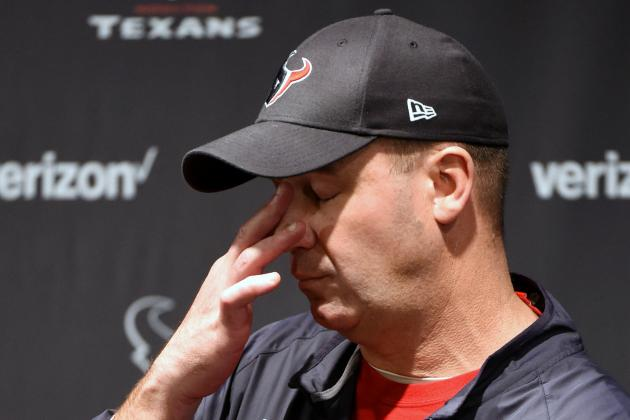 Houston Texans Must Find a Quarterback This Offseason