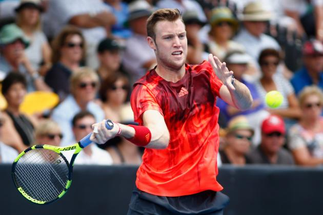 ASB Classic 2016: Thursday Tennis Scores, Results, Updated Schedule