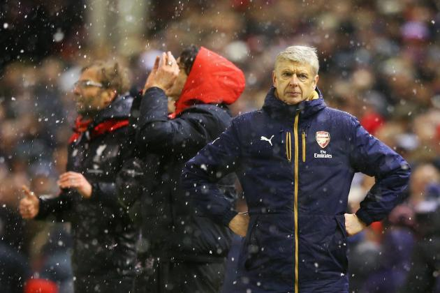 Arsenal Still in Pole Position but Can't Keep Squandering Opportunities