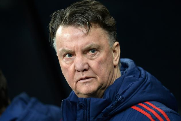 Louis van Gaal Job Fears Grow Ahead of Liverpool vs. Manchester United Game