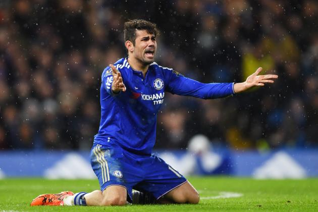 Diego Costa Punches Hole in Chelsea Tunnel, Guus Hiddink Defends Striker