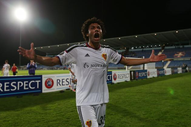 The Internet Reacts to Arsenal Signing Mohamed Elneny from Basel