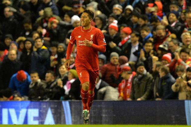 Roberto Firmino's Adaption to Liverpool Leaves Christian Benteke in the Cold