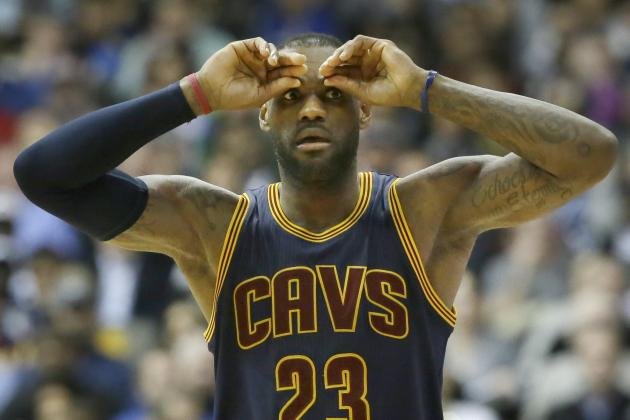 Cleveland Cavaliers vs. San Antonio Spurs Betting Odds, Analysis