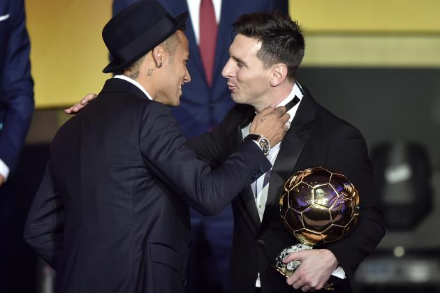 Barcelona Transfer News: Lionel Messi, Neymar Rumours Discussed by Thiago Silva