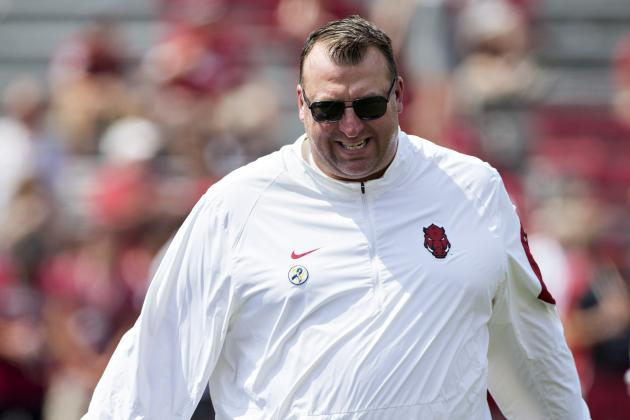 Bret Bielema Is the Perfect College Football Coach to Get His Own Reality Show
