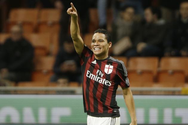 Chelsea Transfer News: Carlos Bacca Blow, Latest Ezequiel Lavezzi Rumours