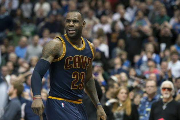 Cleveland Cavaliers vs. San Antonio Spurs: Live Score, Highlights and Reaction