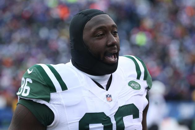 Muhammad Wilkerson Franchise-Tagged by New York Jets