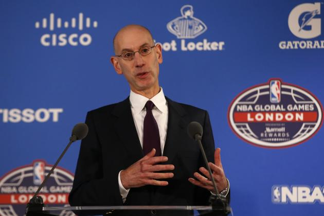 Adam Silver Comments on Possibility of NBA Adding Team in Europe