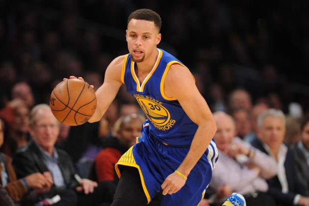 Los Angeles Lakers vs. Golden State Warriors: Live Score, Highlights, Reaction
