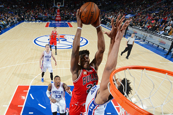 Jimmy Butler vs. 76ers: Stats, Highlights and Twitter Reaction