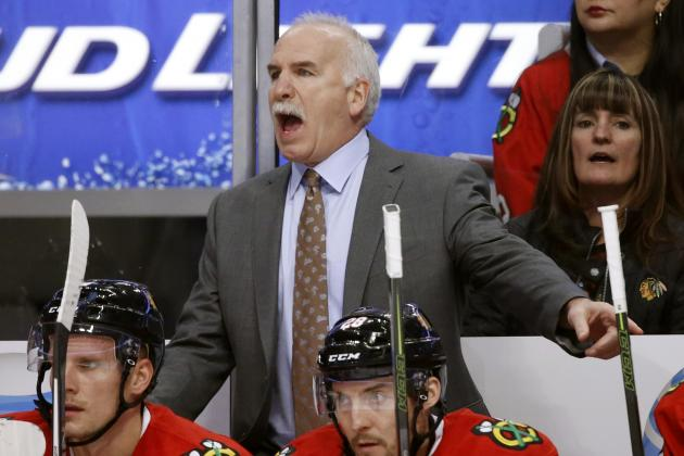 Joel Quenneville Passes Al Arbour for 2nd in All-Time NHL Coaching Wins