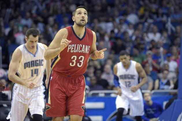 Ryan Anderson Injury: Updates on Pelicans Forward's Groin and Return