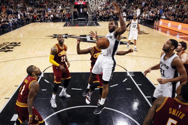 Thursday NBA Takeaways: It's Time to Recognize Spurs as the League's Best Team