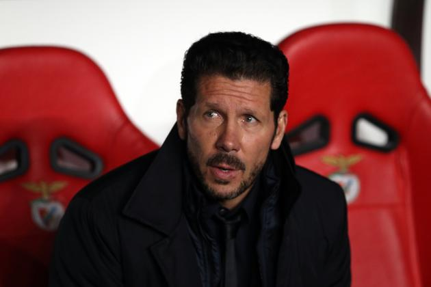 Diego Simeone 'Boost' Reportedly Given to Chelsea After Atletico Transfer Ban