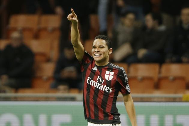 Manchester United Transfer News: Carlos Bacca 'Hijack' Eyed Amid Chelsea Rumours