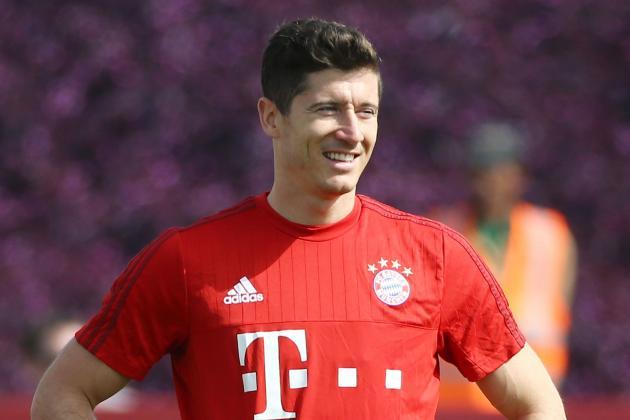 Robert Lewandowski Transfer Rumours: Latest News on Bayern Munich Striker
