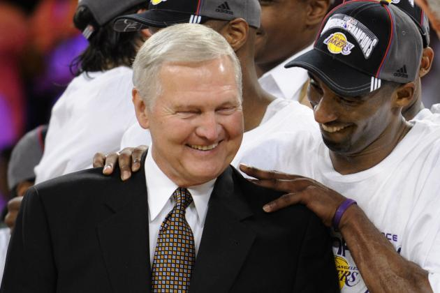 Jerry West Comments on Kobe Bryant's Legacy