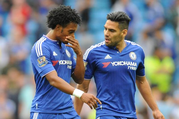 Chelsea Transfer News: Juan Cuadrado Return, Latest on Radamel Falcao Rumours