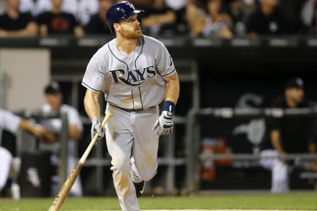 Logan Forsythe, Rays Agree to New Contract: Latest Details, Comments, Reaction