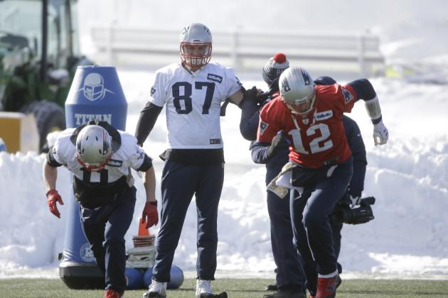 Chiefs vs. Patriots: TV Schedule, Predictions for 2016 AFC Divisional Game