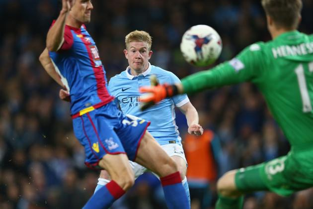 Manchester City vs. Palace: Team News, Predicted Lineups, Live Stream, TV Info