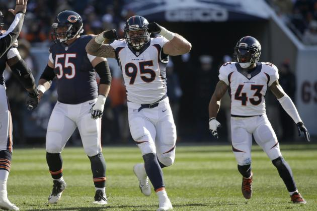 Derek Wolfe, Broncos Agree to New Contract: Latest Details and Reaction