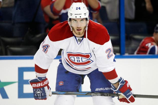 Montreal Canadiens Did Everything Wrong with Promising Defenseman Jarred Tinordi