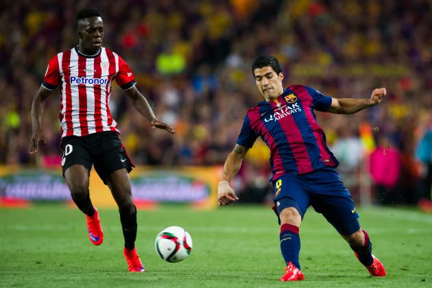 Why Inaki Williams Is the Athletic Bilbao Player Barcelona Must Stop