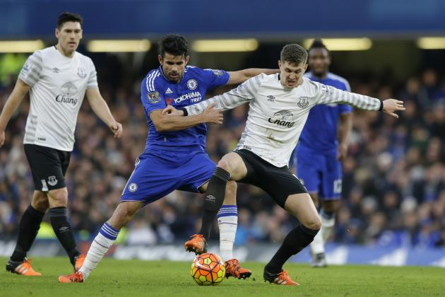 Chelsea vs. Everton: Score, Reaction from 2016 Premier League Match