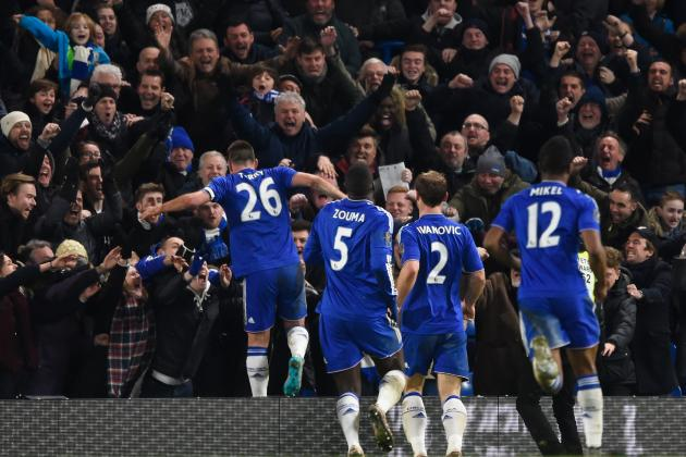 Twitter Reacts as Chelsea and Everton Draw 3-3 in Premier League Thriller