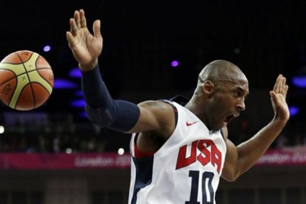 Kobe Bryant Will Not Play in 2016 Rio Olympics: Latest Comments and Reaction