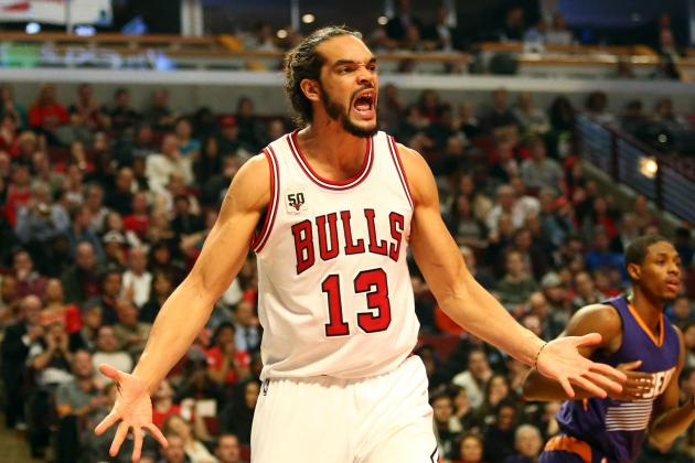 Joakim Noah Injury Update: Bulls Star to Undergo Surgery on Dislocated Shoulder