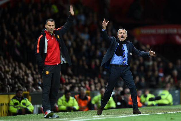 Jose Mourinho, Sir Alex Ferguson, Ryan Giggs Linked to Manchester United Roles